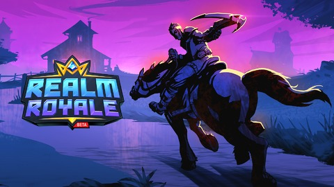 Realm Royale - Distributions : invitations à la bêta fermée de Realm Royale sur Xbox One et PlayStation 4