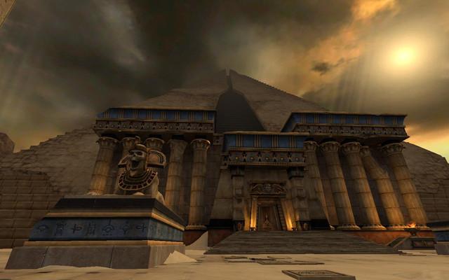 Terre des Morts : la Tombe du Seigneur Vautour