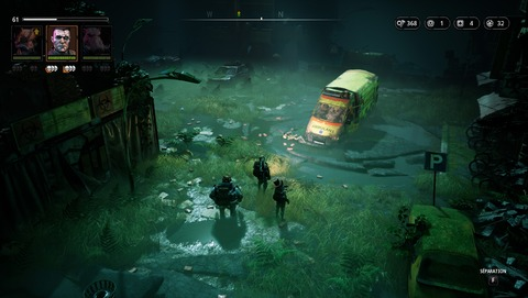 Mutant Year Zero: Road to Eden - Test de Mutant Year Zero : Road to Eden - Vis ma vie de mutant