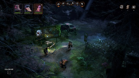 Mutant Year Zero: Road to Eden - Le gameplay de Mutant Year Zero: Road to Eden se dévoile en longueur