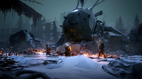 Mutant Year Zero: Road to Eden - Funcom annonce le jeu d'aventure tactique Mutant Year Zero: Road to Eden