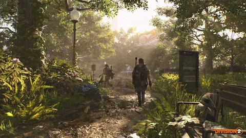 The Division 2 - The Division 2 jouable gratuitement ce weekend