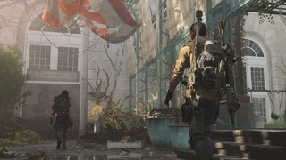 Un test technique pour la version PC de The Division 2