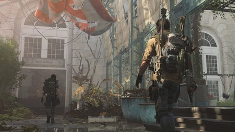 The Division 2 - Un test technique pour la version PC de The Division 2