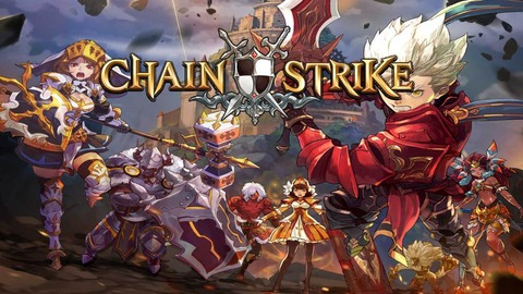 Chain Strike - Chain Strike se lance officiellement sur plateformes iOS et Android