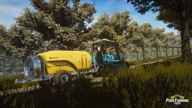 Images de Pure Farming 2018