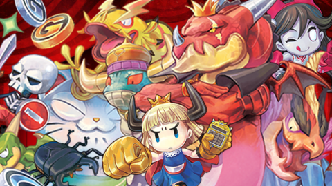 Penny-Punching Princess - Test de Penny-Punching Princess