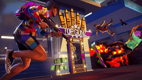 Radical Heights - Boss Key lance l'accès anticipé free-to-play de Radical Heights