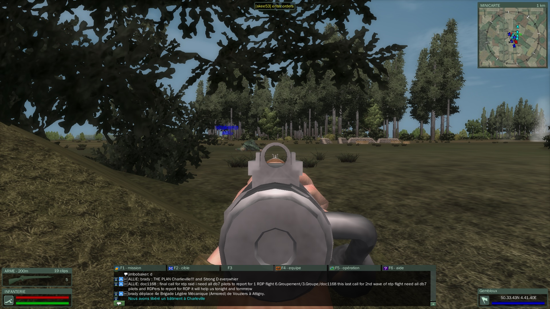 WWII Online - World War II Online - JeuxOnLine