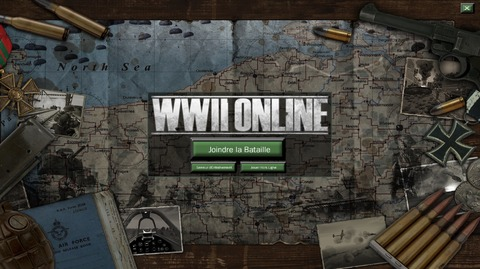 WWII Online - Une soirée sur le MMOFPS réaliste World War II Online: Battleground Europe