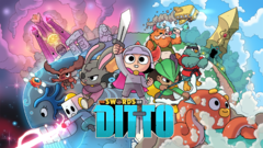 Test de The Swords of Ditto : quand Zelda et rogue-like se rencontrent