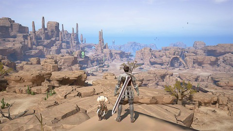 Final Fantasy XI Reboot - Final Fantasy XI sur mobile donne signe de vie en quelques images