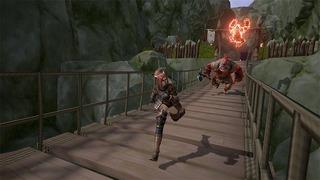 Capture d'écran de FFXI Reboot