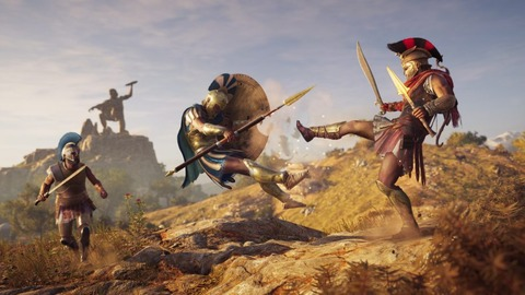 Google - Project Stream : Google teste le streaming de jeux vidéo avec Assassin's Creed Odyssey