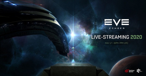 EVE: Echoes - Developer Livestream : EVE Echoes dévoile son gameplay et sa nouvelle faction