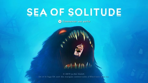 Sea of Solitude - Test de Sea of Solitude - Une splendide aventure… un peu courte