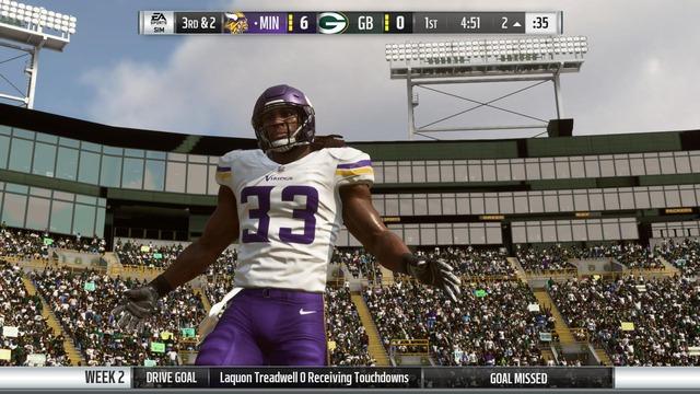 Images de Madden NFL 19