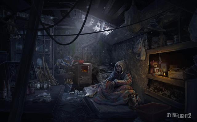 Dying Light 2 - Concept Art officiel