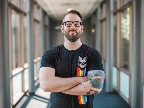Andrew Witts, concepteur en chef multijoueur