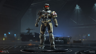 Halo Infinite - Personnalisation du personnage