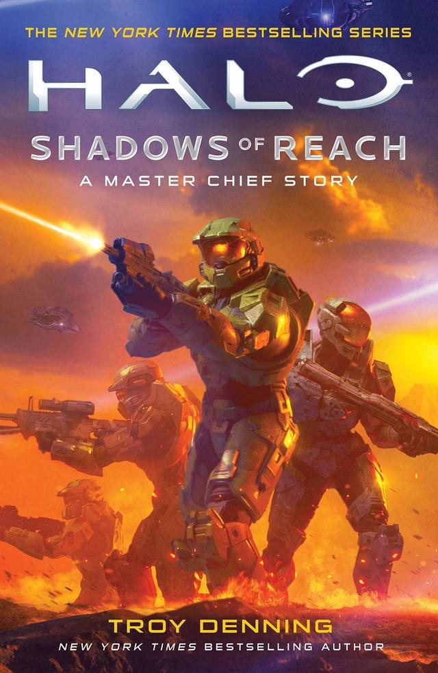 Halo : Shadows of Reach, nouveau roman prévu pour le 22 septembre 2020