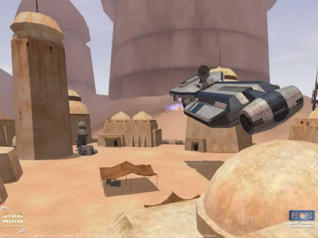 Images de Star Wars Galaxies