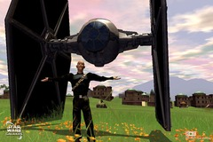 Star Wars Galaxies, City of Heroes ou WildStar ressuscités au musée ?