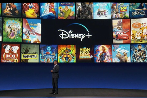 Disney Plus - Disney+ retarde son lancement en France au 7 avril