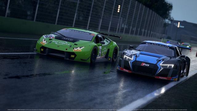 Image d'Assetto Corsa Competizione