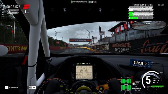Images d'Assetto Corsa Competizione