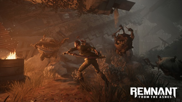 Images de Remnant: From the Ashes