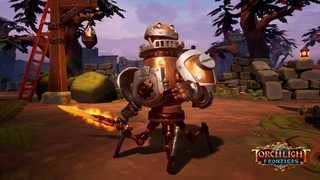 Torchlight Frontiers opte pour un modèle free-to-play
