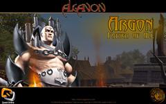 Alganon ArgonWallpaper