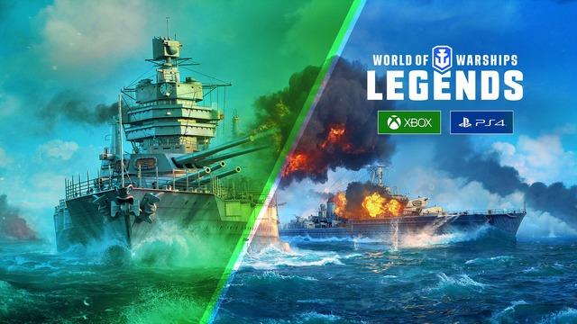 Image de World of Warships: Legends