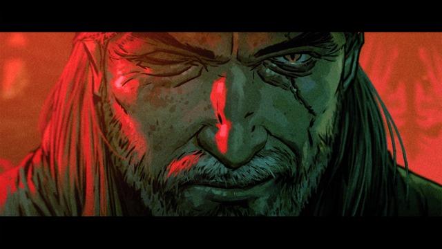 Thronebreaker - Geralt
