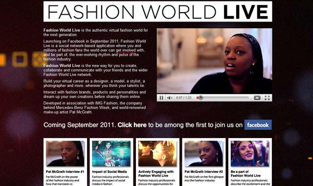 Fashion World Live