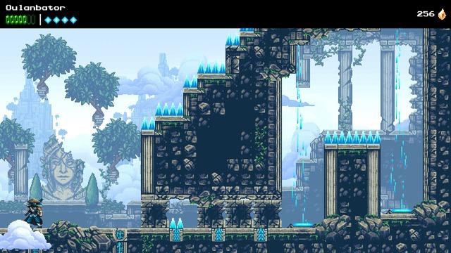 Le passage du jeu en 16 bits est magnifique.