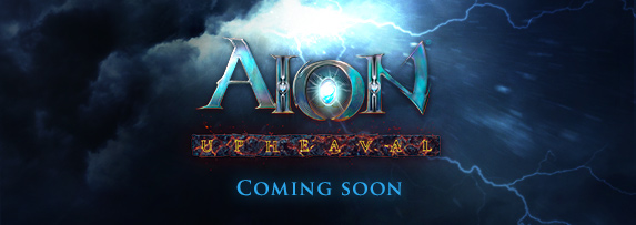 L'extension « Upheaval » d'Aion (4.8) s'annonce en Occident