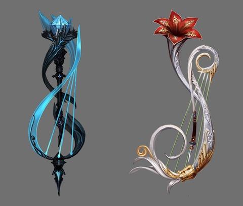 Les instruments du Troubadour