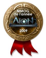 JOL d'Or 2009 : MMOG de l'année