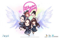 Les Wonder Girls dans Aion