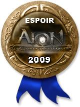 JOL d'Or de l'Espoir 2009