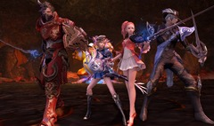 Aion 3.0 - Personnages