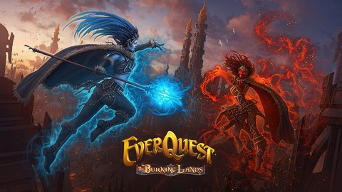 EverQuest - L'extension d'EverQuest : The Burning Lands est désormais disponible