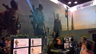 Stand Ubisoft - Démo The Division 2