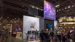 Stands Warner Bros Games et THQ Nordic