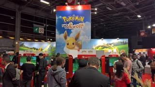 Stand Nintendo - Pokémon Let's Go