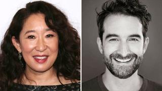 Sandra Oh, Jay Duplass (Shutterstock; Netflix)
