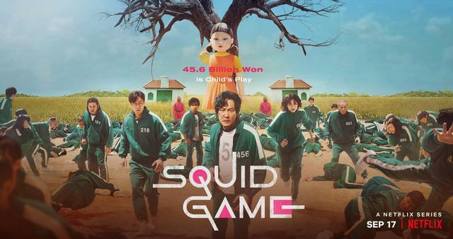 Netflix étudie l'opportunité d'un jeu vidéo inspiré de sa série Squid Game