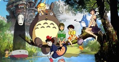 Le catalogue d'animation du studio Ghibli s'annonce sur Netflix